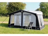Sun camp awning for caravan size 11 only used 4 times £200 or best offer.