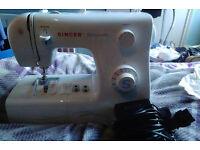 singer symphonie sewing machine