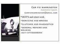Car Fix warrington