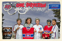 """One direction """"On the road again"""" - Montreal"""