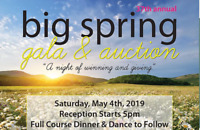 Big Spring Auction And Gala!