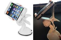 Universal Car Mount Stand Holder for iPhone\Galaxy\Any Phone!