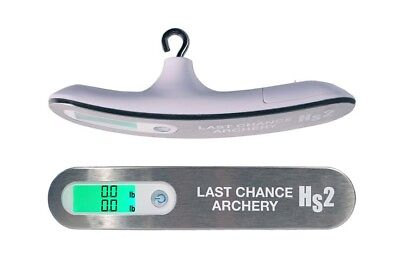 Last Chance Archery Hand Held Bow Scale 2.0