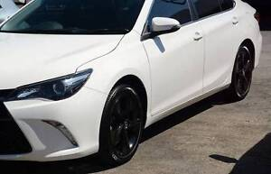 18'' GENUINE TOYOTA ALLOY WHEELS WITH TYRES - 6 MONTHS OLD Perth Perth City Area Preview