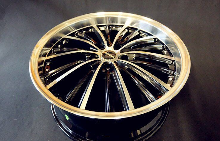"5X114.3 19"" VIP Alloy Wheels For Lexus IS250"