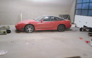 1992 Nissan 240sx for sale