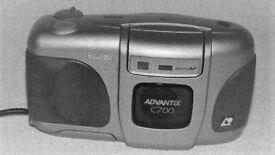 Kodak Advantix C700 Multi AF camera