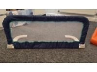 Safety first baby bed rail guard