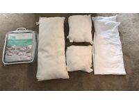 Mothercare sleep plus maternity pillow