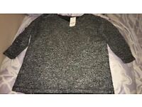Next jumper size 14 bnwt