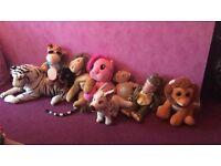 Soft toys £5 each