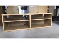 TV Stand and DVD shelf