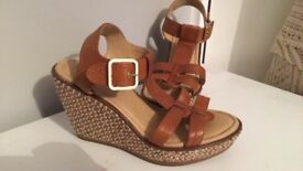 Wedges, Hush Puppies