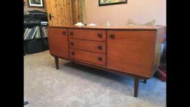 Vintage/retro Teak Cabinet