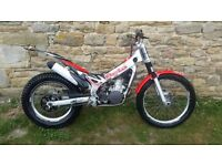 Beta 270cc trials bike (immaculate)