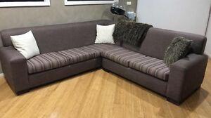 L shape lounge Set Abbotsbury Fairfield Area Preview