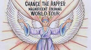 *SOLD OUT* 3x Chance the Rapper Hardcopy Tickets @Sydney Burwood Burwood Area Preview