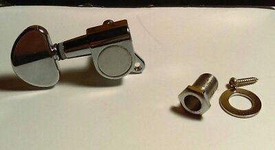 Golden Gate F-2075 Acoustic Guitar Tuner Tuning Machine Peg (Small String Side)