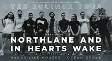 2 x Northlane GA Tickets for tonight! Big Top, Sydney, 18 June Leichhardt Leichhardt Area Preview