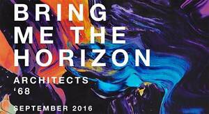 Bring Me The Horizon / Architects / 68 Surry Hills Inner Sydney Preview