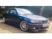 Bmw 325 e46 m-sport stage 1 - open to offers