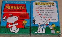 Peanuts Plush Figures : Snoopy Woodstock , Limited Card Set