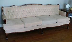 Sofa & Love Seat Set