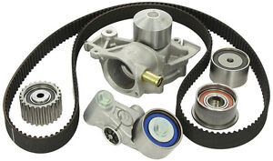 Subaru Gates TCKWP304 Engine Timing Belt Kit with Water Pump