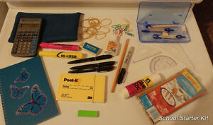 $15 Back to School Starter Kit - Includes a $15 calculator.
