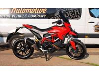 2013 - DUCATI HYPERMOTARD 821,IMMACULATE, £6,999 OR FLEXIBLE FINANCE TO SUIT YOU