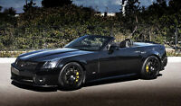 Cadillac XLR Convertible WANTED or  mint condition Allante.