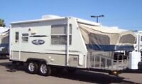2007 Starcraft Travelstar 19SD HYBRID trailer toy hauler