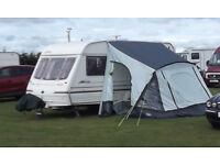 Used Bailey Stratheyre Touring Caravan 1998