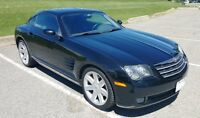 2005 Chrysler Crossfire Sport Coupe