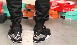 Air Jordan Black Cement