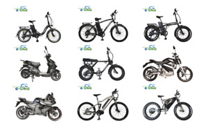 RICHMOND E-BIKE - WE SELL AND SERVICE E-BIKE/ E-SCOOTER