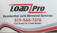 Load/Pro Junk Removal Services