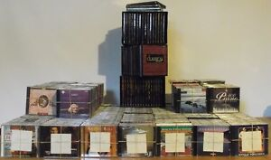 """CD Collection - Music from the 40's, 50""""s, 60's and 70's"""