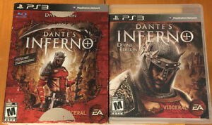 Dante's Inferno (PS3) Need Gone ASAP