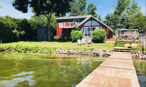 Kawartha Lakes Four Season Cottage Rental