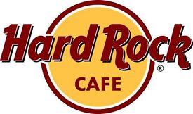 Hard Rock Cafe London Retail Sales Assistant
