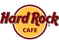 Hard Rock Cafe London Retail Sales Assistant