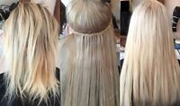 Professional, long lasting, hair extensions