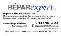 Service professionnel et de qualité 514 916-2844