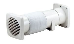 Greenwood Airvac 115mm Induct Bathroom Wall Ceiling Shower ...