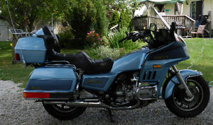 1985 Gold Wing Aspencade Motorcycle