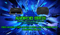 ANDROID BROS® √Fully Loaded Android TV Boxes