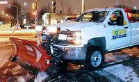 Snow Plow Drivers Required in Toronto - BIG $ for Part Time Work