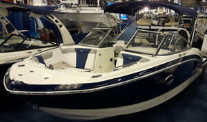 2019 Chaparral 230 Suncoast Sport Deck w/ Yamaha 250HP Outboard