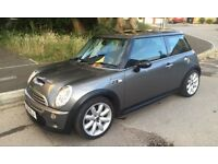 MINI COOPER S 1.6 12 month MOT SWAP